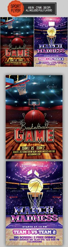 Basketball Flyer Flyers, Basketball and Flyer template - basketball flyer example