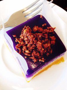 Sapin-sapin. Filipino sweets. #foodporn #pinoy #sweets