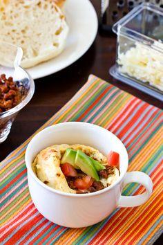 Quick Breakfast Muffins Tex-Mex Style! | ASpicyPerspective.com #realcaliforniamilk #breakfast #kidfriendly