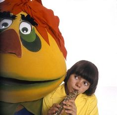 H.R. Pufnstuf...I remember asking my Daddy to wake me up a 6am to watch this as a kid on Saturdays...