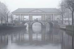 Leiden Netherlands, Holland, Gazebo, Van, Outdoor Structures, History, City, Places, Prints