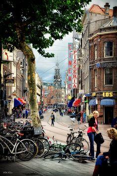 Amsterdam, The Netherlands (© Vik Kor)