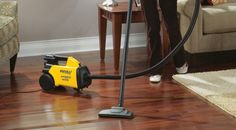 Top 10 Best Canister Vacuum Cleaners by Rating Reviews and Price