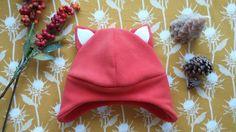 Kid's fox hat- by wildimaginationshop on etsy