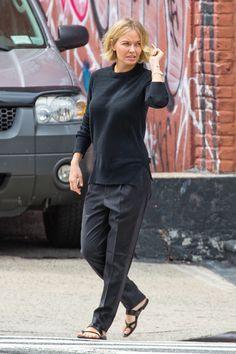 Lara Worthington in New York, 2016