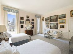 The Luxe Fifth Avenue Apartment Of Late Socialite Carroll Petrie Hits The Market