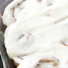 Brown Sugar Cinnamon Rolls recipe - made from scratch and filled with cinnamon, brown sugar and topped with a generous layer of cream cheese frosting. Best Vanilla Cupcake Recipe, Vanilla Cupcakes, Cupcake Recipes, Mocha Cupcakes, Gourmet Cupcakes, Strawberry Cupcakes, Velvet Cupcakes, Chocolate Cupcakes, 7 Layer Taco Dip