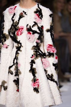 Don't Miss These Beautiful Couture Details | Giambattista Valli