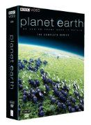 Planet Earth! Love this series, beautifully photographed and chock-full of documentary goodness.