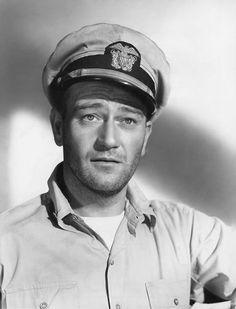 John Wayne -  The Were Expendable  (1945)    - 8 1/2 x 11