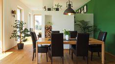 Bodenständig, aber mit moderner Wohnstruktur - Niederösterreich GESTALTE(N) Conference Room, Table, Furniture, Home Decor, New Construction, Boden, Architecture, Decoration Home, Room Decor