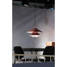 Hanglamp Ikono Large Rood Normann Copenhagen