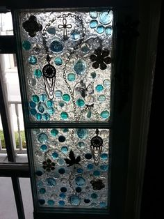 MOSAIC WINDOW $99.99 by MAYRA FELICIANO