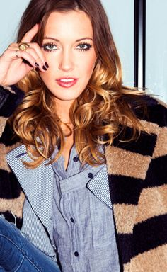 Katie Cassidy, Actress, Producer, and Creative Director & Founder of Tomboy KC