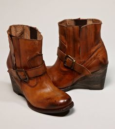 cant tell whether i love them or hate them // BED STU COBBLER PRINCESS BOOT // $185.00