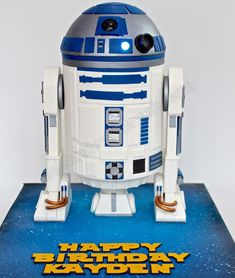 Celebrate with Cake!: Star Wars R2D2