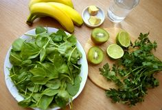 zielone smoothie http://www.fitness-food.pl/blog/2014/zielone-smoothie-2/