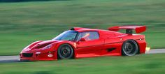 Ferrari F-50 In-Action