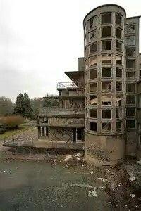 Abandoned Sanatorium in Paris,France