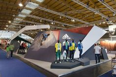 adidas outdoor booth - Google Search