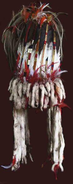 Blackfoot Headdress