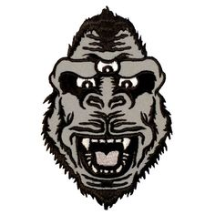 Kong Patch - PATCHES