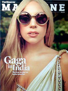 Gaga in India