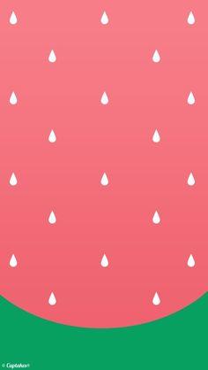 Watermelon iPhone Wallpaper Summer