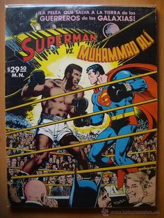 SUPERMAN VS MUHAMMAD ALI (NOVARO 1978) - Foto 1