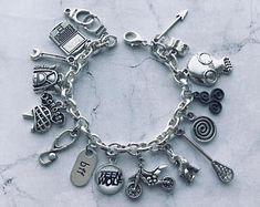 Teen wolf sharm bracelet, Teen wolf jewelry