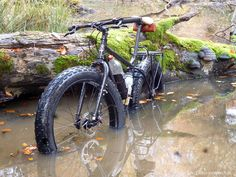 Test: Surly Pugsley Fatbike