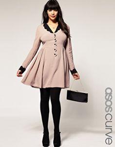 Chubby Fashion Swap! Cute :)