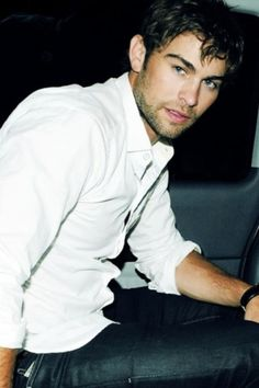 He is one if the many reasons why I love to watch Gossip Girl, besides Blake Lively <3
