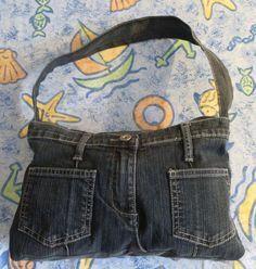 Nouveau sac à main en jean
