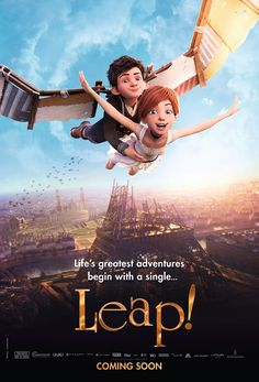 LEAP! | In theaters September 1, 2017