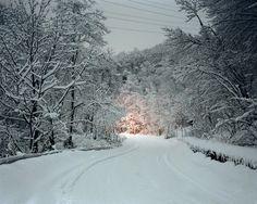 light & snow