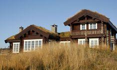 Et lite utvalg av våre 500 bygde hytter Home Fashion, Green Roofs, Cabin, House Styles, Home Decor, Decoration Home, Room Decor, Cabins, Cottage