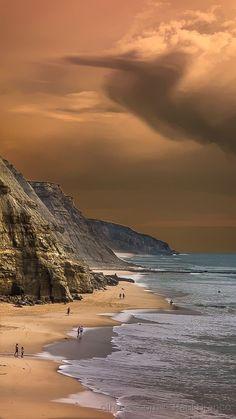 "sitki-world: "" Sao juliao beach | PORTUGAL """