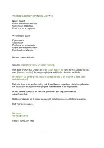 hoe een motivatiebrief opstellen 31 best Sollicitatiebrief images on Pinterest | Cover letters, Job  hoe een motivatiebrief opstellen
