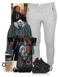 """""""✔️"""" by jemilaa ❤ liked on Polyvore featuring CO, NIKE, Antipodes and Tony Moly"""