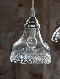 Spectacular Lampe geschliffen von IB Laursen IB LAURSEN CAR m bel