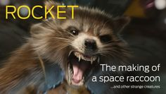 Rocket: the making of a space raccoon