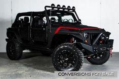 2013 Jeep Wrangler Unlimited El Diablo by Starwood Custom
