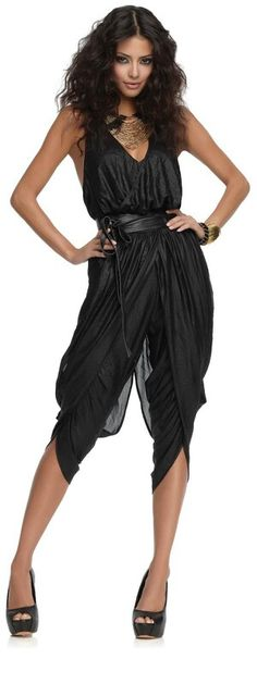 (House of Dereon) chic, couture, relaxed