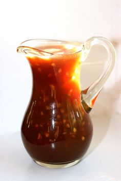 Tomato Seed French dressing