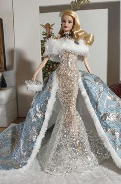 Barbie Princess, Evening Dresses, Formal Dresses, Designer Gowns, Manga Girl, Doll Face, Fashion Dolls, Barbie Dolls, My Girl