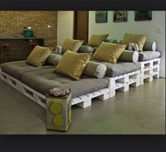 More Pallet Furniture #Home #Garden #Trusper #Tip