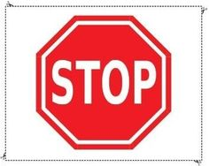 AUTISM SAFETY TIP: You can put Stop sign visuals on doors and windows to help prevent eloping and wandering incidents. Print, cut, stick, or tag yourself to keep this on hand. Tons of parents and teachers swear by this simple visual prompt. Also, check out the link for 5 easy, inexpensive, and quick ways to keep your child safe. Repin and pass it on!
