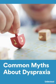 Common myths about #dyspraxia