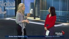 Rethinking the jolly jumper! Global News Montreal. March 2017